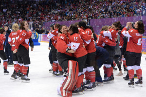 canada ladies hockey